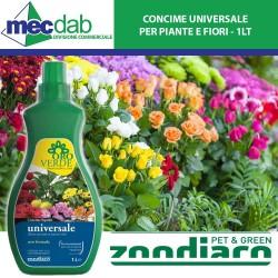 Concime Liquido Universale Per Tutte Le Piante Rose e Fiori Oro Verde