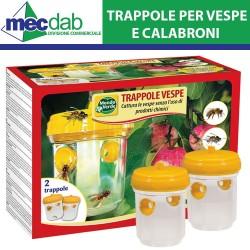 Trappole Per Vespe e Calabroni Senza Prodotti Chimici Mondo Verde