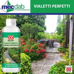 Detergente Per Pulizia Dei  Vialetti Flacone da un 1L KOLLANT