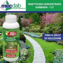 Insetticida Concentrato Per Giardini Siepi e Prati Anti Zanzara 1LT Mondo Verde