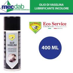 Olio di Vasellina Bomboletta Spray 400ml Lubrificante Incolore Eco Service