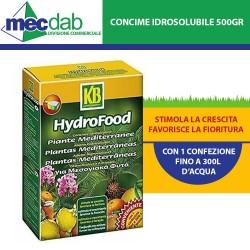 Concime Idrosolubile Mediterranee KB Hydrofood 500 Grammi