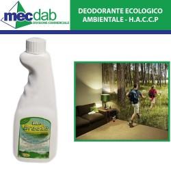 Deodorante Ambiente Ecologico 750ml Base Acquosa Redel - HACCP
