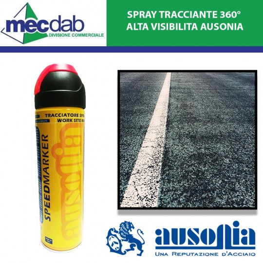 Spray Tracciatore Ausonia 360°