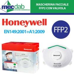 Mascherina Facciale FFP2 Con Valvola Kit da 20 Pezzi