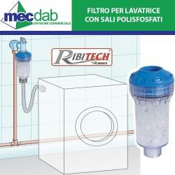 Filtro per Lavatrice + Sali Polifosfati