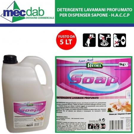 Detergente Lavamani...
