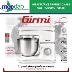 Impastatrice Professionale 5,2L 1300W Professionale Grirmi Gastronomo