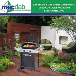 Barbecue a Gas Xpert 100 LS Più Fornellino Due Bruciatori Potenza: 7,1 KW Campingaz