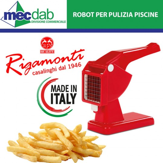 Trancia patate manuale Mister Chips  Rigamonti