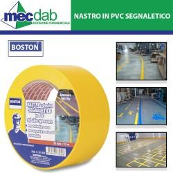 Nastro Adesivo in PVC Segnaletico Gallo  ad Alto Spessore Boston-121 939