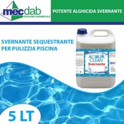 Svernante Alghicida Potente Per Piscine e Manutenzione Acque Acqua Clean