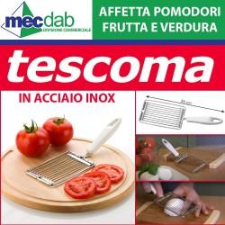 Affetta Pomodori Frutta e Verdura Lama Seghettata 26 Cm Acciaio inox  Tescoma