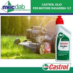 Castrol Olio Garden 2T per Motori 2 Tempi Tosaerba e Motoseghe 1LT
