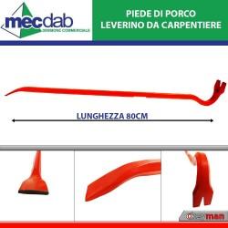 Pinza Professionale 180mm in Acciaio Cromato Vanadio Manico Ergonomico