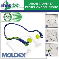 Tappi per le orecchie Protezione dell'udito 22 dB Moldex Pura-band 66001