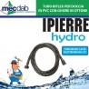 """Tubo Doccia Flessibile Biflex 800/15 Filettatura 1/2""""F x 1/2""""F Conico Ipierre hydro"""