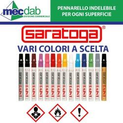 Pennarello Colore Permanente Saratoga Vari Colori Disponibili