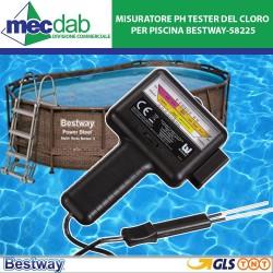 Misuratore PH Tester del Cloro per Piscina Bestway-58225