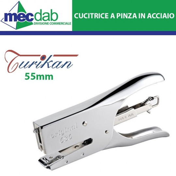 Cucitrice a Pinza in Acciaio 55 mm Original 686 Turikan