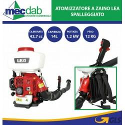 Atomizzatore a Spalla Zaino Motore a Scoppio 42,7 cc 14L 1,2 kW 12Kg