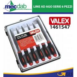 Serie Lime Ad Ago 6 Pezzi Con Manico Ergonomico Valex 1461547