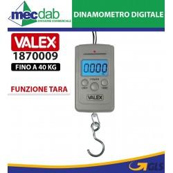 Dinamometro Digitale 40 Kg Con Funzione Tara Valex 1870009