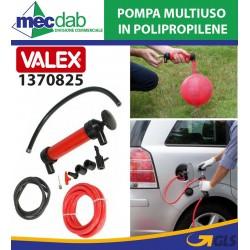 Pompa Travaso Multiuso Manuale 130 Cm Con Accessori Valex 1370825