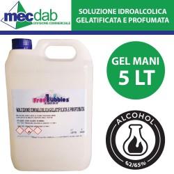Gel Mani Tanica da 5 LT Detergente Igienizzante