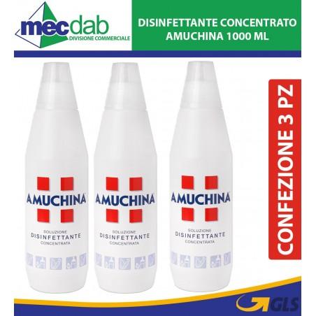 Amuchina Disinfettante Concentrato Flacone da 1000 ml