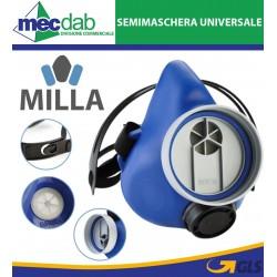 Maschera universale Monofiltro Milla EN 41640