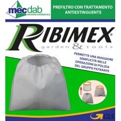 Prefiltro con Trattamento Antiestinguente PRCEN000/CF Ribimex