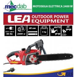 Motosega Elettrica Lea 2400 W 40 Cm Lea LE30240-40ATF