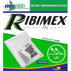 Telone Impermeabile in Polipropilene Resistente ai Raggi - UV Varie Dimensioni Ribimex