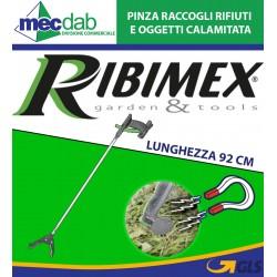 Pinza Raccogli Rifiuti e Oggetti Calamitata 92 cm PRRAMDET Ribimex