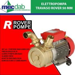 Elettropompa Travaso con Motore Elettrico 3,0 hp Made in Italy BE-M 50 Rover