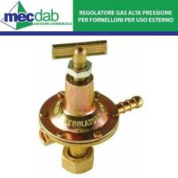 Regolatore Gas GPL Alta Pressione per Fornelloni a GAS