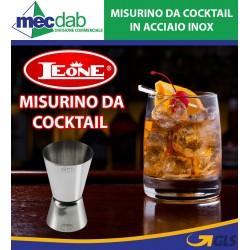 Misurino Da Cocktail Jigger In Acciaio Inox 2/4 CL Per Barman
