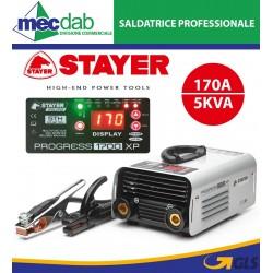 Saldatrice Inverter Professionale Stayer Progress 1700 XP