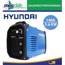 Saldatrice Inverter Ad Elettrodo Professionale Monofase Hyundai 140A