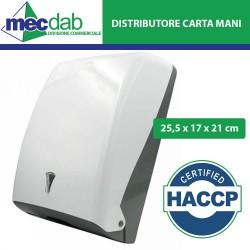 Dispenser Distributore Carta Asciugamani Salviette Piegate H.A.C.C.P