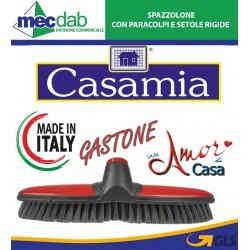 Spazzolone con Paracolpi e Setole Rigide Gastone  Casamia