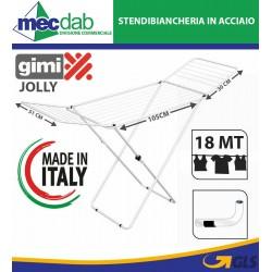 Stendibiancheria Estendibile in Alluminio 18 MT Gimi Jolly