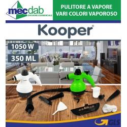 Pulitore a Vapore 1050 W 350 ml Vari Colori Vaporoso Kooper