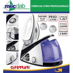 Ferro Da Stiro Con Ricarica Continua 2200 W 5 Bar G3 Ferrari G40011