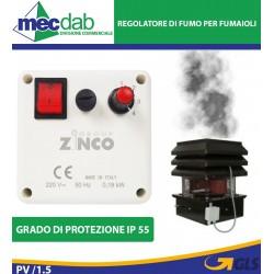 Regolatore Velocità Per Fumaioli Elettrici 4 Regolazioni  0,18kW 220V /50Hz