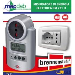 Misuratore di Energia Elettrica PM 231 IT Brennenstuhl
