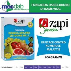 Fungicida Ossicloruro di Rame WDG Granuli Idrospersibili 800 Gr Zapi