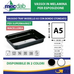 Vassoio Da Cucina in Melamina A5 Vassoi Per Vetrina Alimenti 44 x 29 Cm