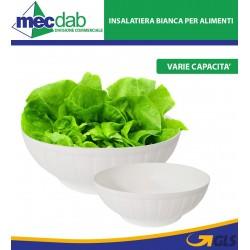 Insalatiera Ciotola In Plastica Per Alimenti Spaghetti Varie Capacità